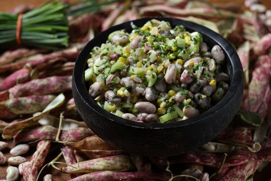 Succotash Like Your Grandma Never Knew It