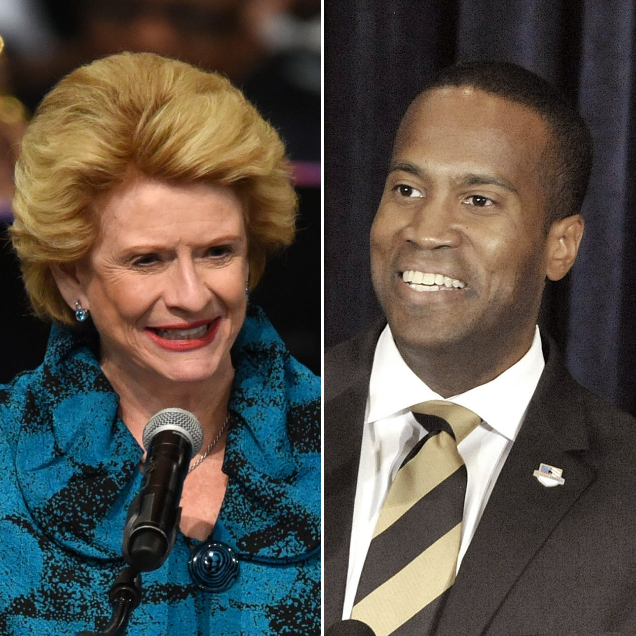 James, Stabenow clash in second Senate debate
