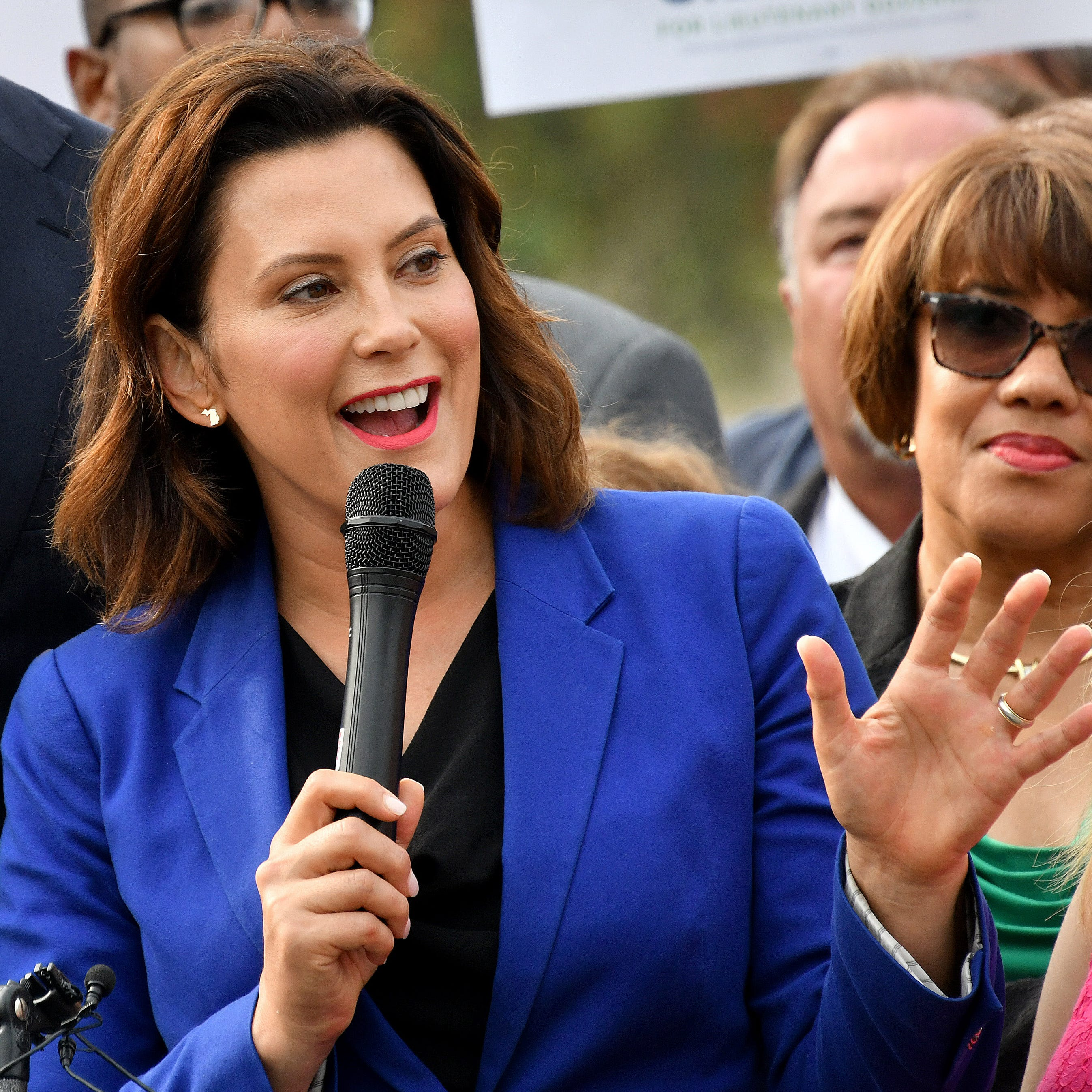 Opinion: Why Whitmer should be our next leader