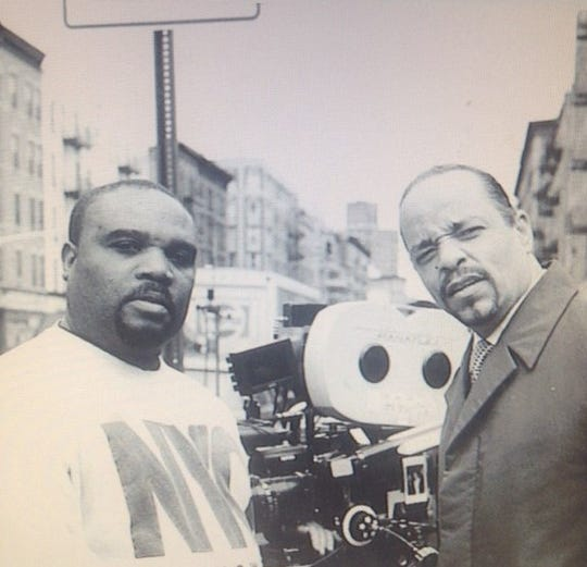 Paul Eliacin and Ice-T