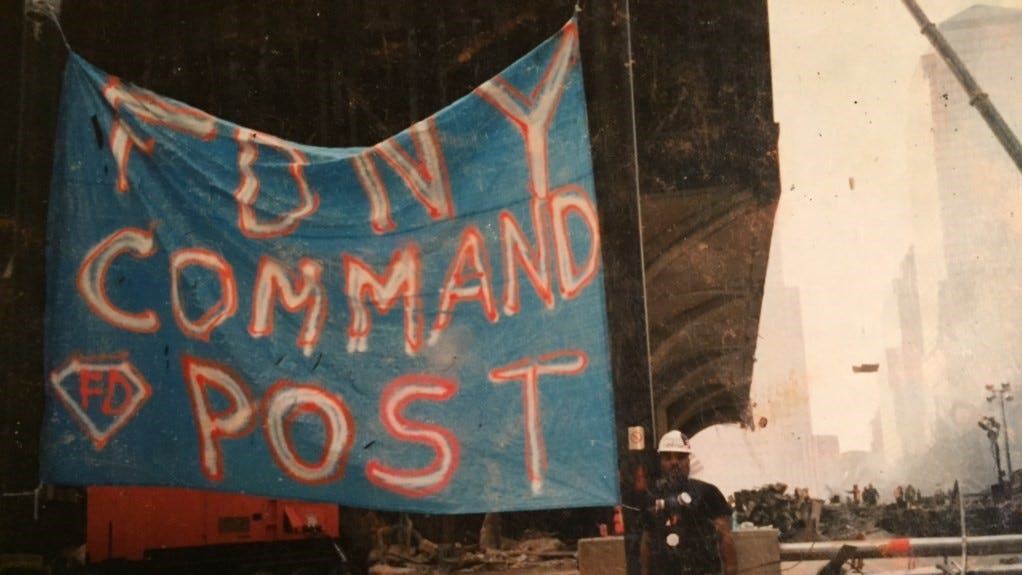 Lighting the way after 9/11: Former Evansville resident reminisces on time at Ground Zero