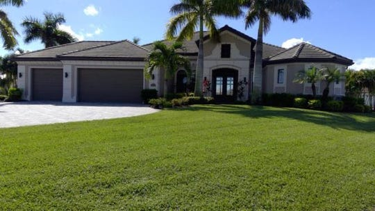This house at 2726 SW 48th Terrace, Cape Coral, recently sold for $700,000.
