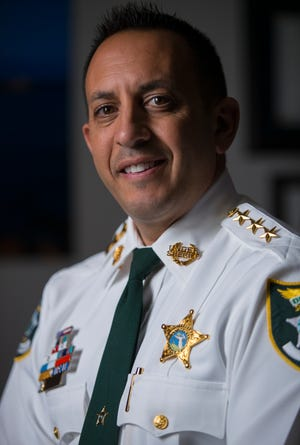 Lee County Sheriff Carmine Marceno has been named in a paternity suit filed by a Fort Myers woman alleging he is the father of her unborn child.