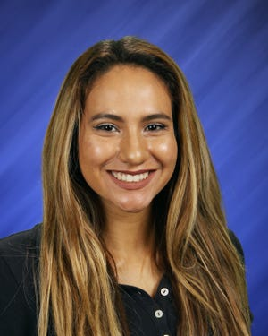 Alejandra Baptista is a student at Oasis High School in Cape Coral.