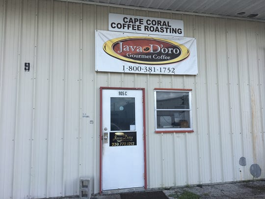Java D'Oro has been roasting coffee in Cape Coral since 1998.