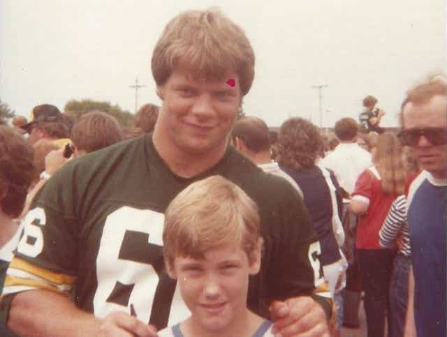 Green Bay Packers Passed On Larry Pfohl Who Became Lex Luger