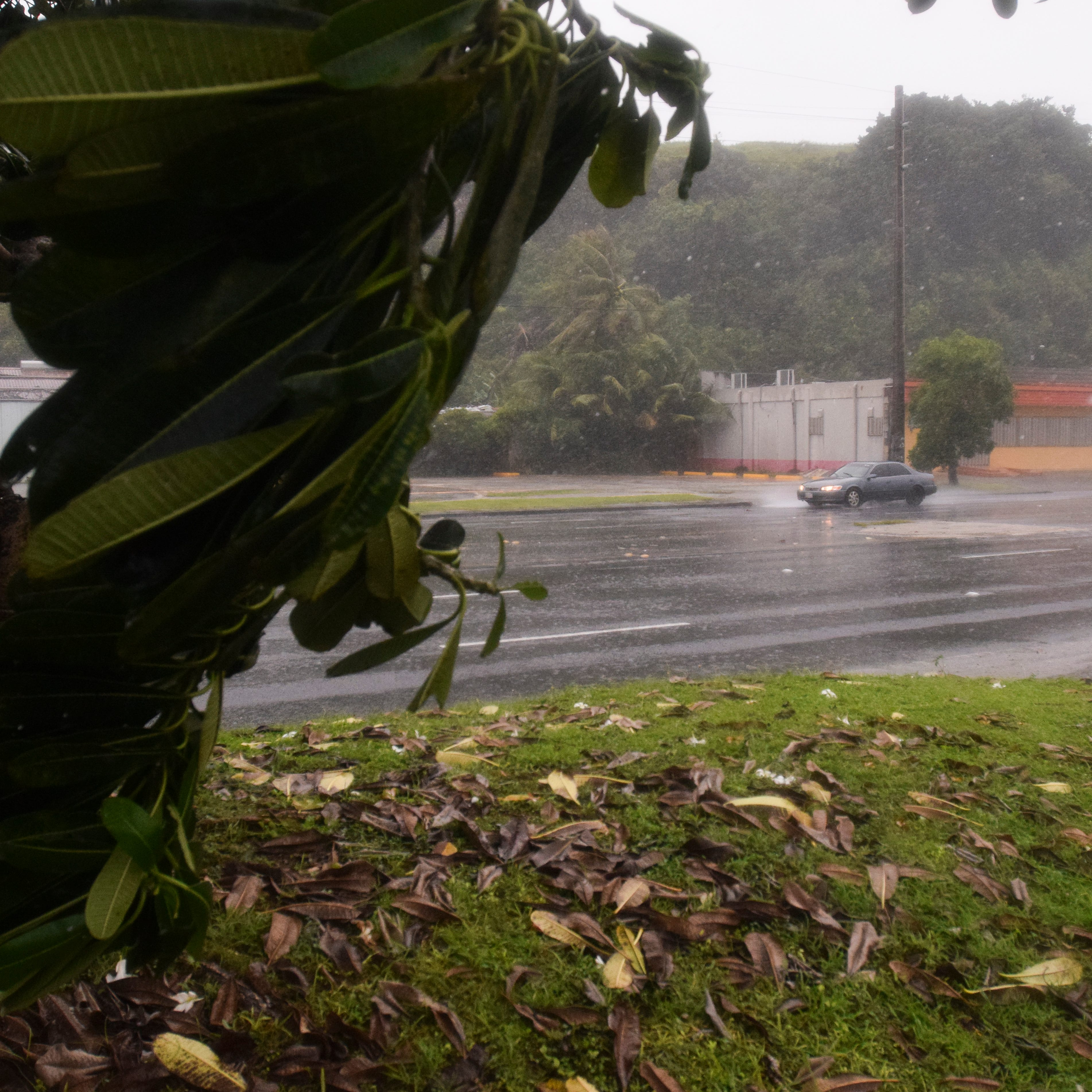 National Weather Service monitoring circulation that may approach Guam by the weekend