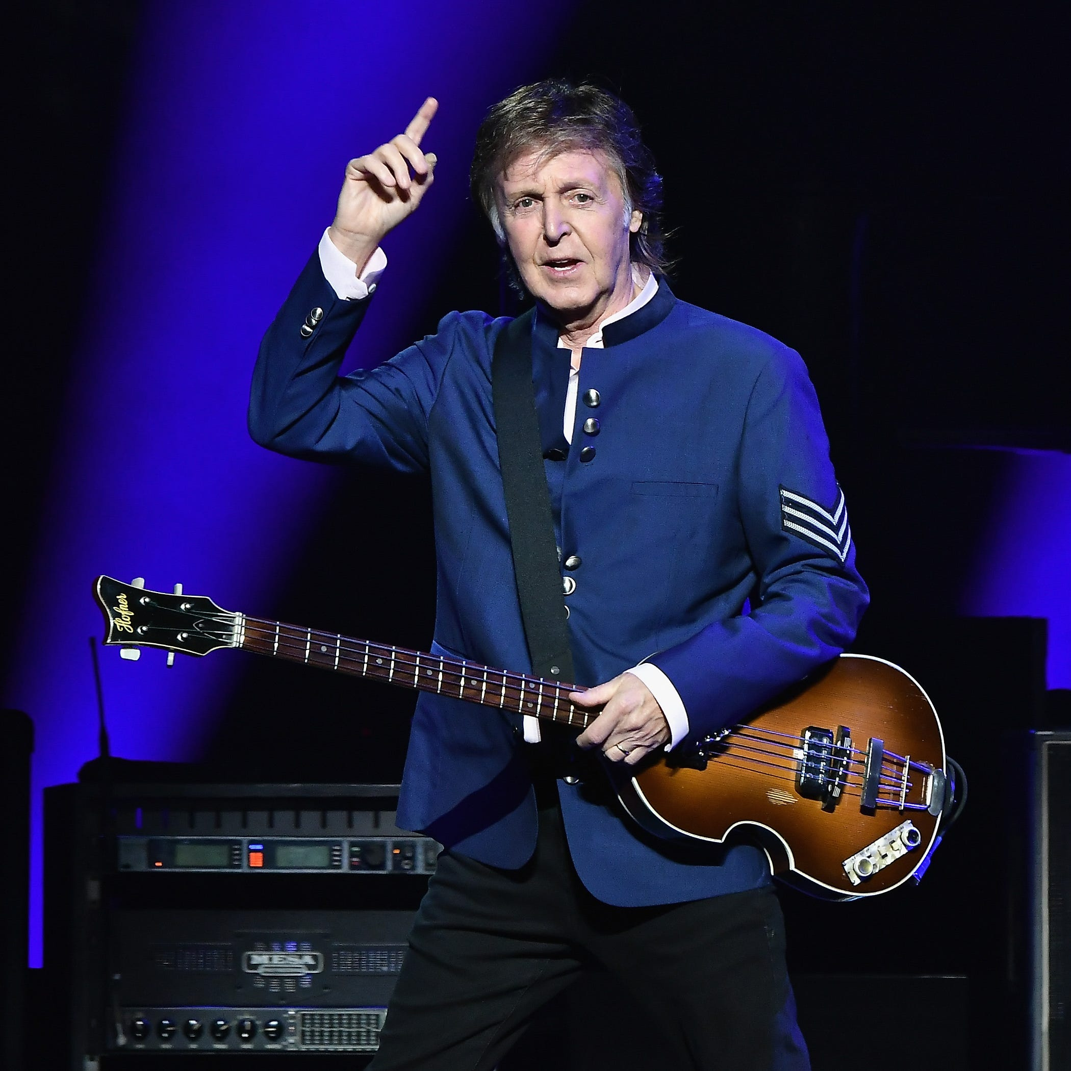 Get back, Donald Trump: Paul McCartney takes on the president on new album