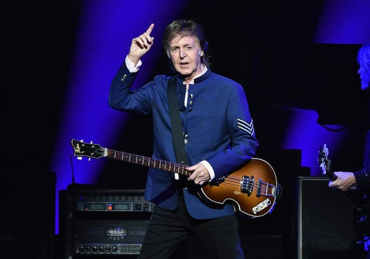 Paul Mccartney Fort Wayne Freshen Up 2019