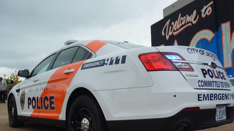 Jackson gets 46 'bold' new police cruisers