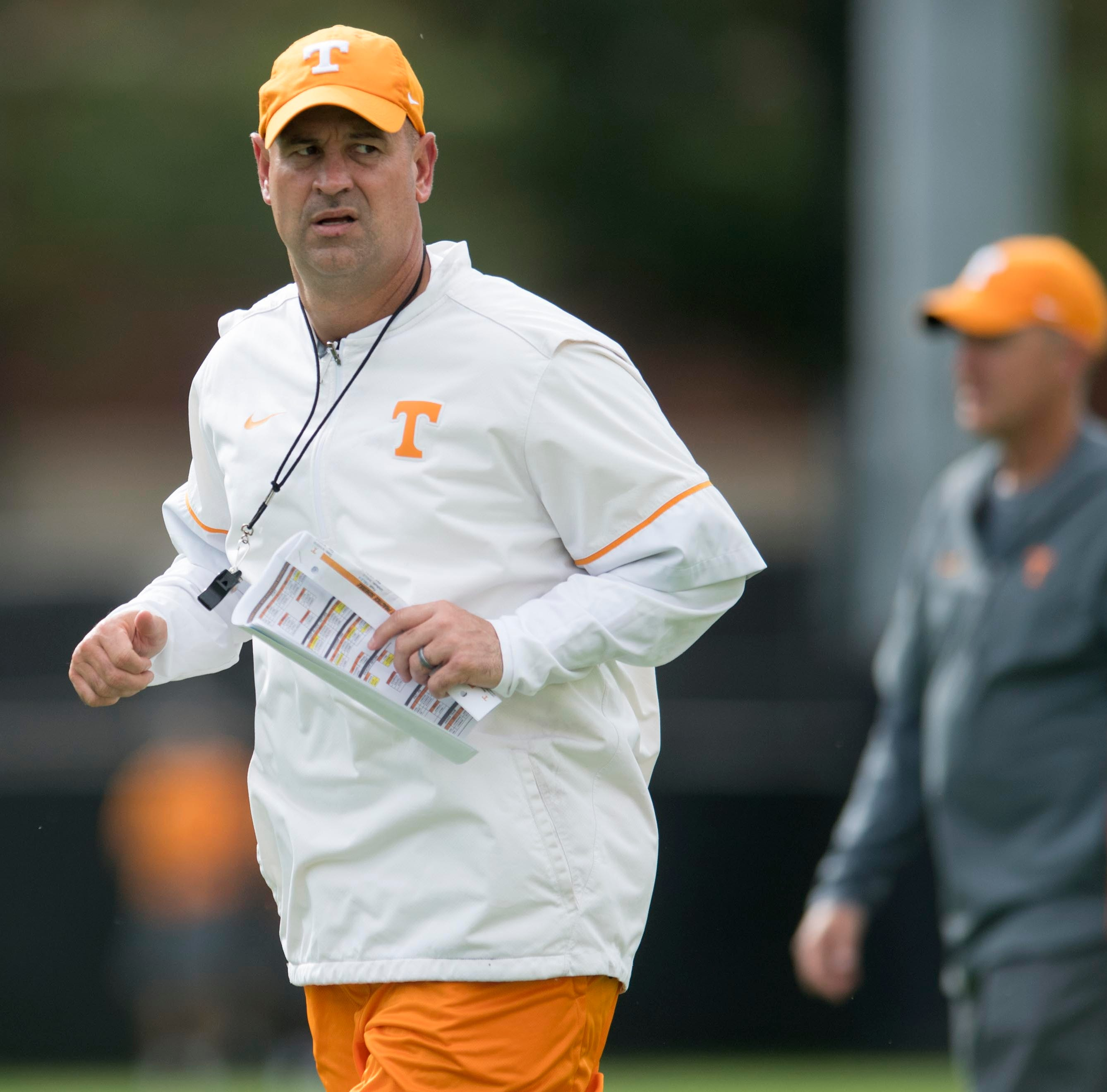 Why UT Vols football coach Jeremy Pruitt wants his leaders to be more confrontational
