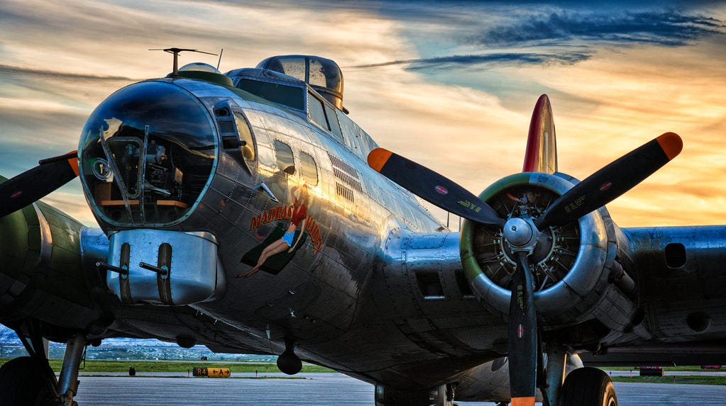 B-17 bomber's visit to East Tennessee delayed by weather, but coming soon