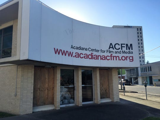 The former Acadiana Open Channel building is one of the properties to be purchased for redevelopment in downtown Lafayette.