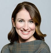 Kim Boudreaux, Executive Director of Catholic Charities of Acadiana