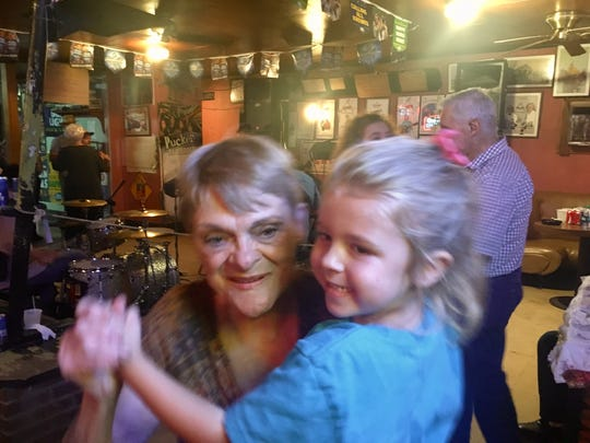 Visit the famous Fred's Lounge in downtown Mamou on Saturday mornings for a live jam session and dancing.