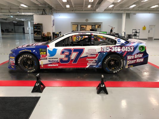 Natty Light race car update 2