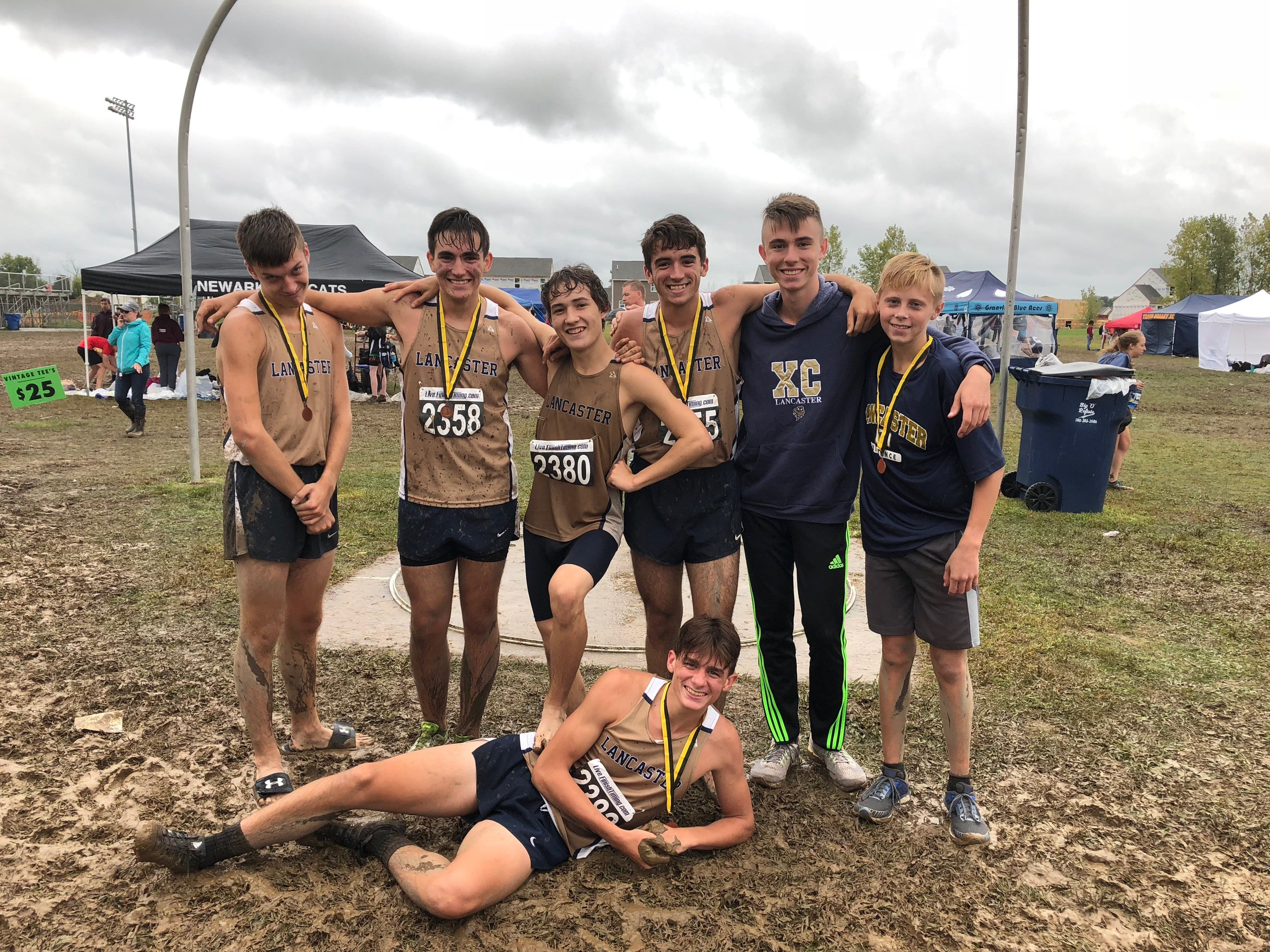 Lancaster Boys Cross Country
