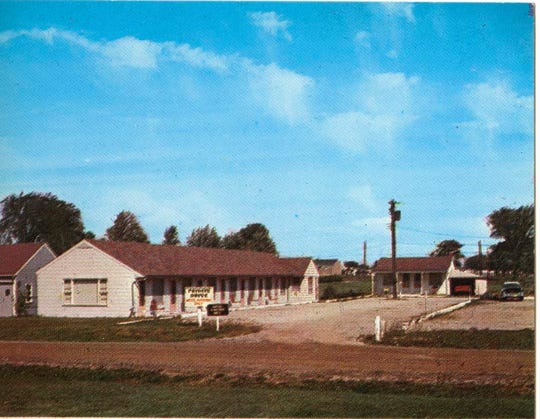 The Pennway Motel was located at 5132 S. Pennsylvania Ave.