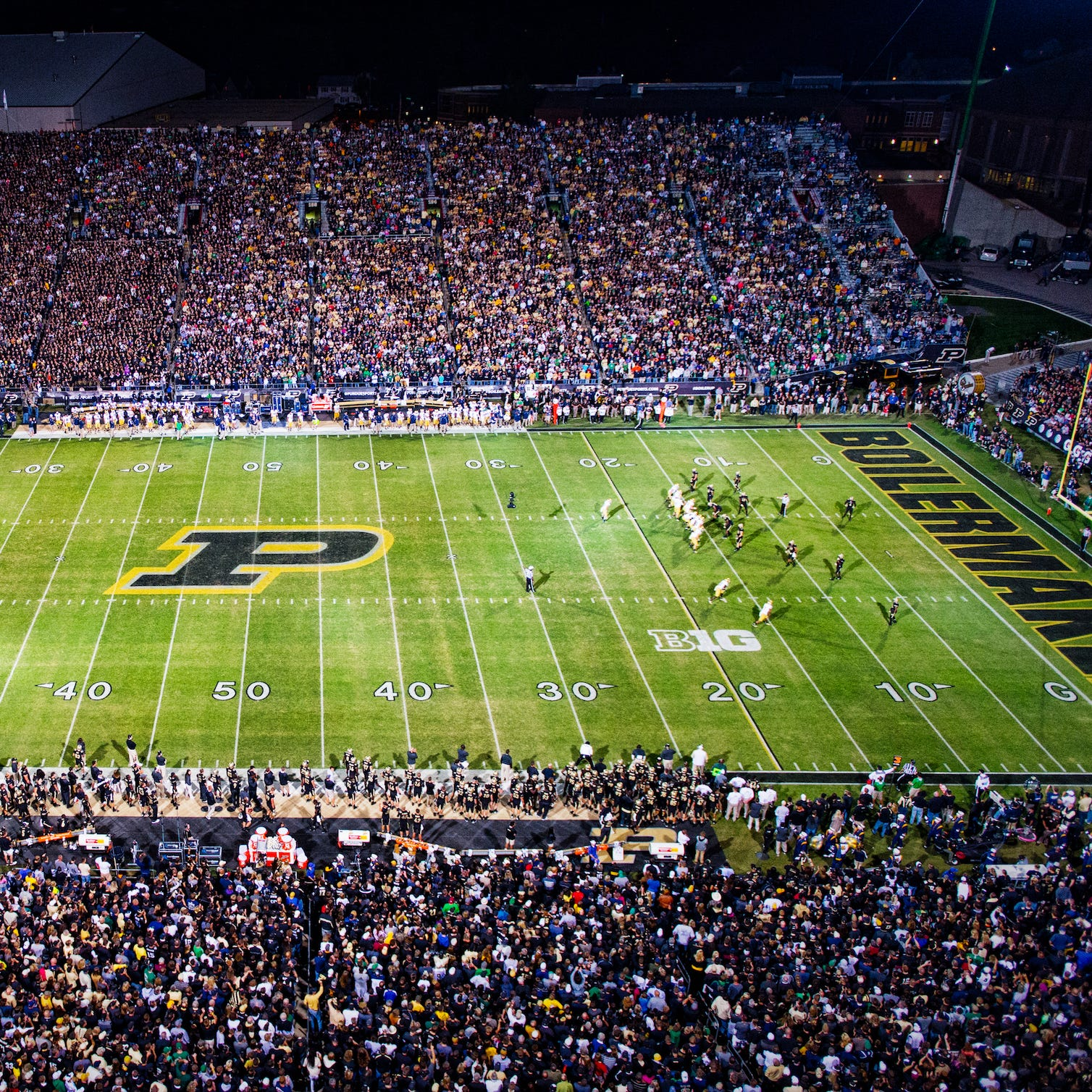 What's next for Ross-Ade Stadium and expectations for Purdue football