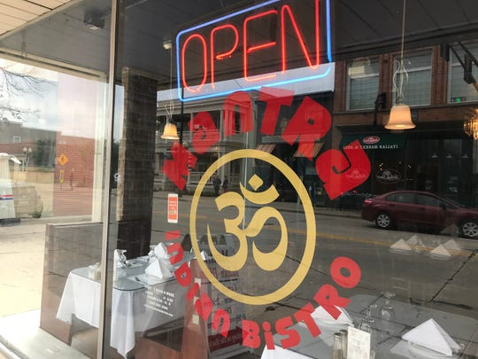 Mantra Indian Bistro is at 24 S. Main St. in the heart of downtown Oconomowoc.