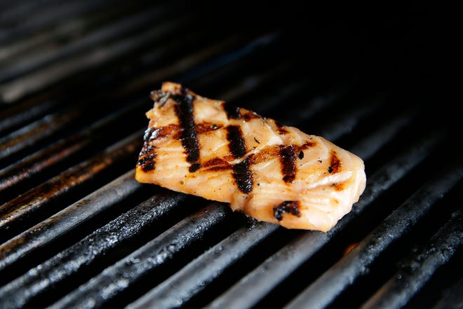 Salmon and other seafood can be part of several dining trends - the Mediterranean, paleo and seafood diets.