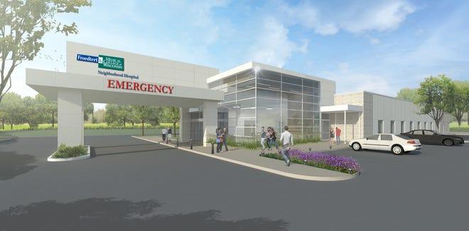 Froedtert Health is proposing a neighborhood hospital in Oak Creek.