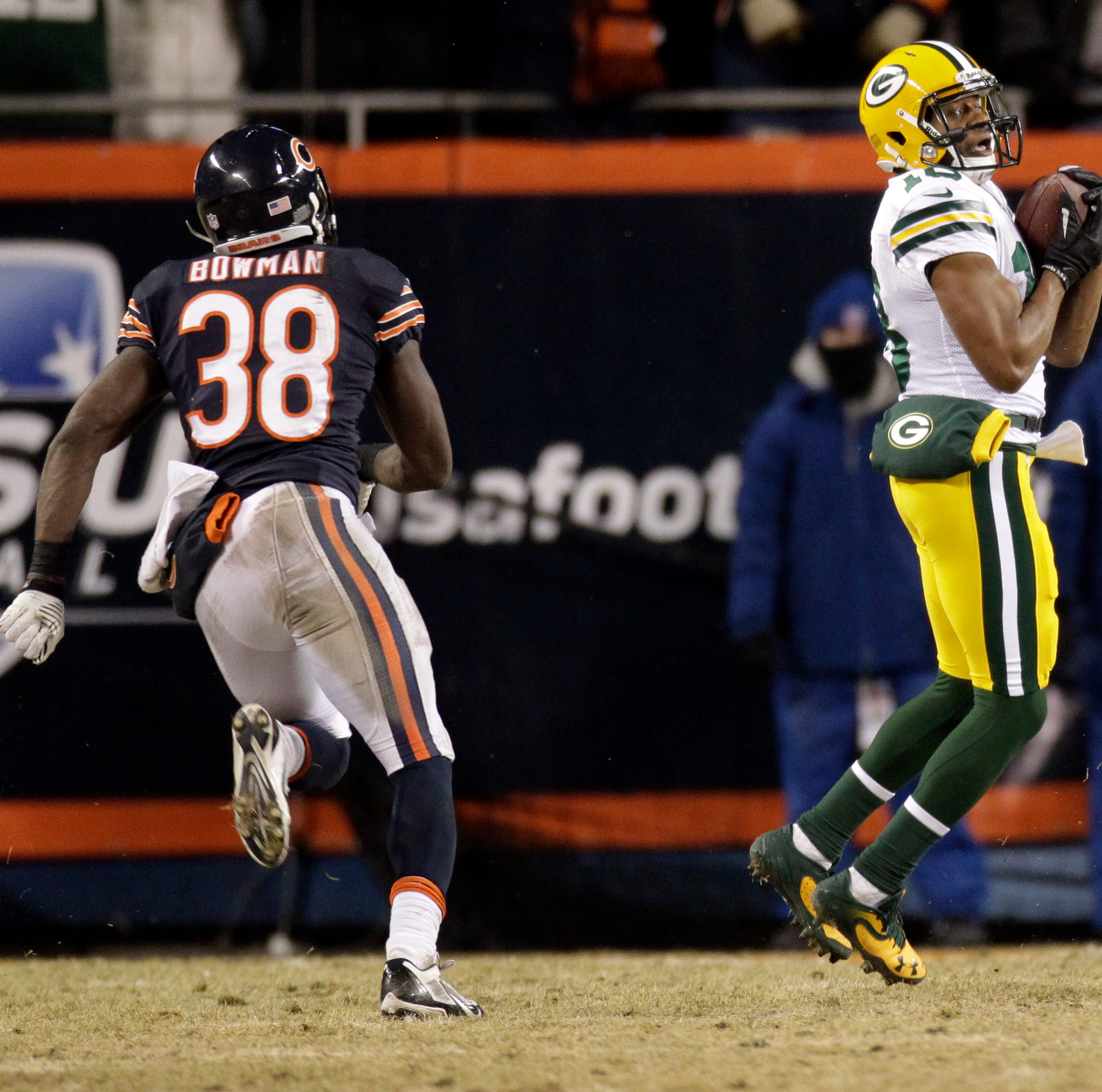 The top seven moments in which Aaron Rodgers ripped out the hearts of the Chicago Bears