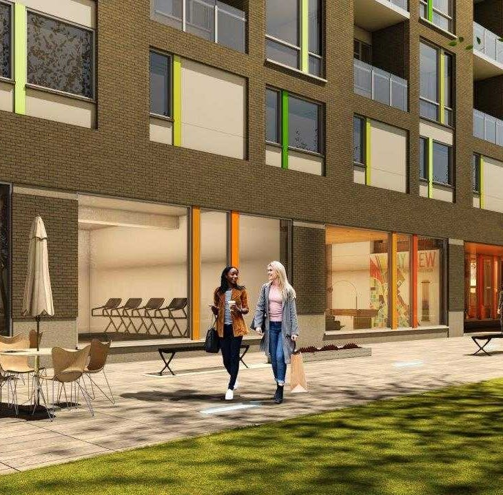Milwaukee Bay View apartments to include street converted to public plaza under plan recommended Monday