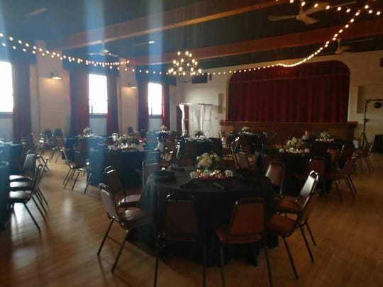 Chivaree on Park, which is the site of the former Ixonia Fireman's Hall, will hold its grand opening Oct. 13.