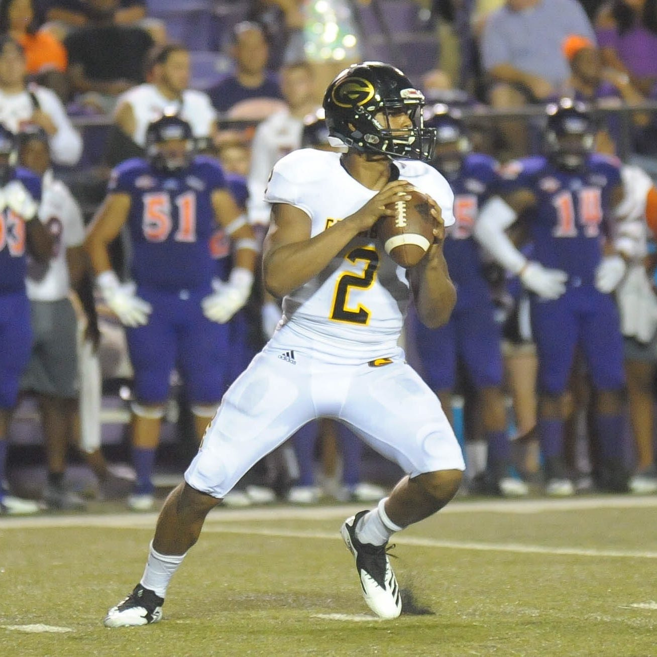 Who will 'win the team' at QB for Grambling State? QB battle rages on