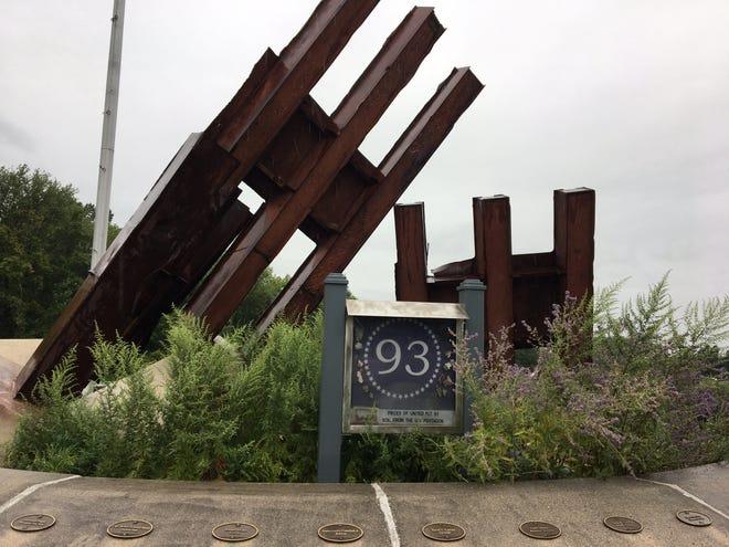 Morris County's 9/11 memorial