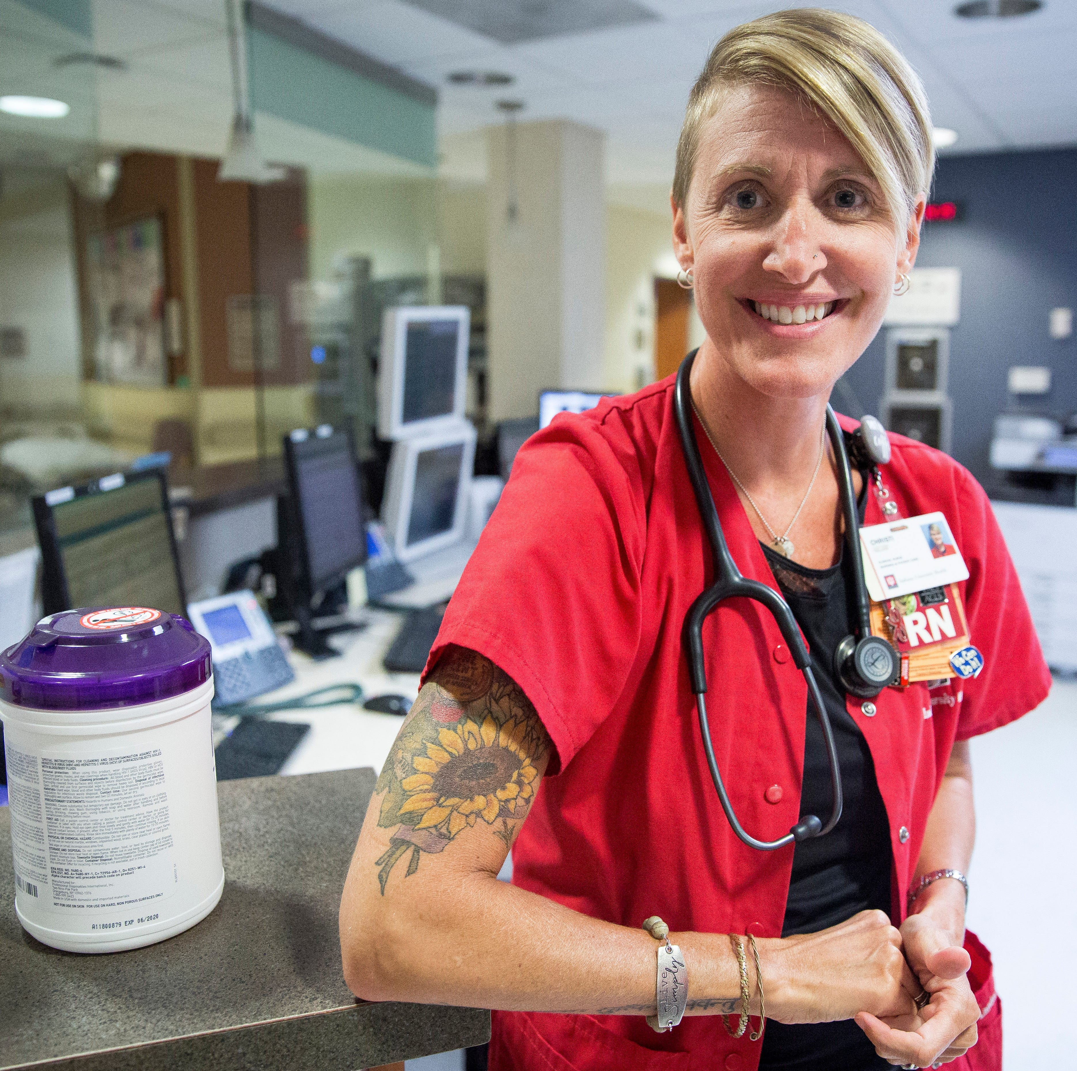 IU Health just loosened its employee tattoo policy. Is this happening at other workplaces?
