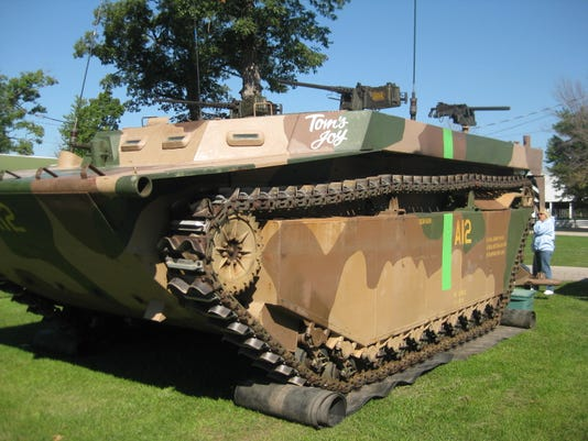 Military Vehicle Show