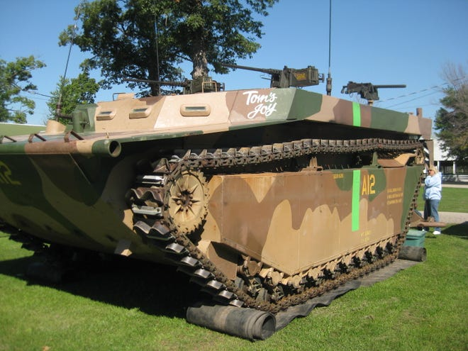 The 2018 Military Vehicle Show will be Friday, Sept. 14, and Saturday, Sept. 15, at the Jay County Fairgrounds.