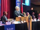 Nashville Mayor David Briley says 'no crisis' on city finances, housing