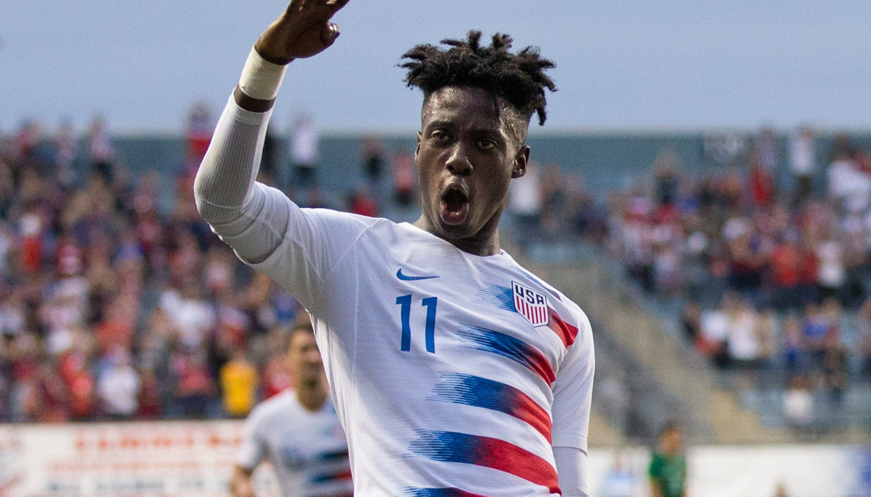 083f6de8648 U.S. Men s National Team vs. Mexico  5 things to know about Tuesday s match