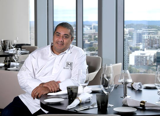 Celebrity chef Michael Mina opened his Bourbon Steak at the JW Marriott in Nashville last year, and now he is bringing Japanese restaurant Pabu to the same building in partnership with chef Ken Tominaga.