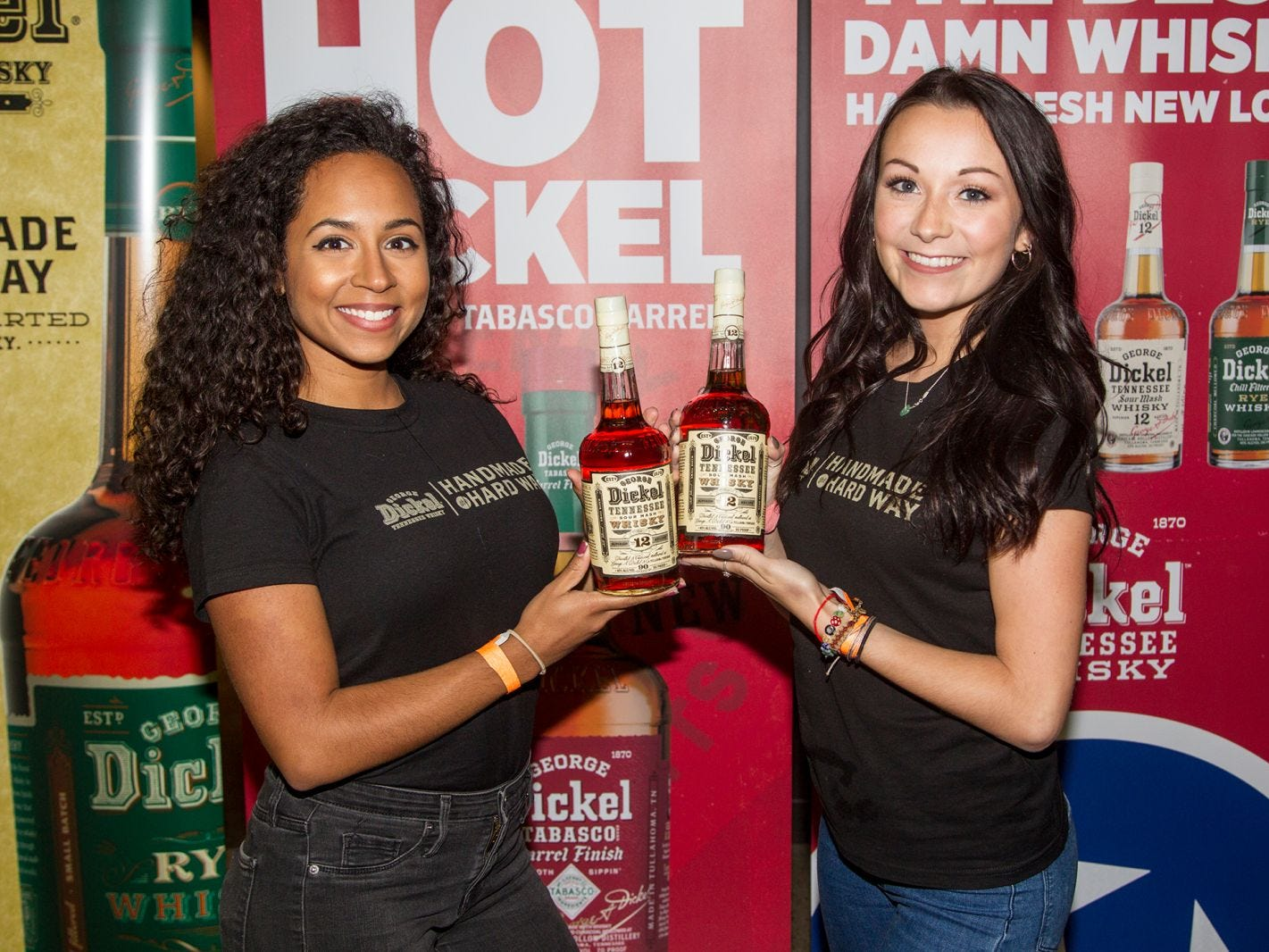 Chelsea, Jenna. Jersey City Craft Distillery Fest at the Harborside Atrium featured more than 100 styles of spirits. Guests had the chance to taste craft-distilled spirits from moonshine, rum, cognac, whiskey, vodka, gin, tequila and more. 09/08/2018