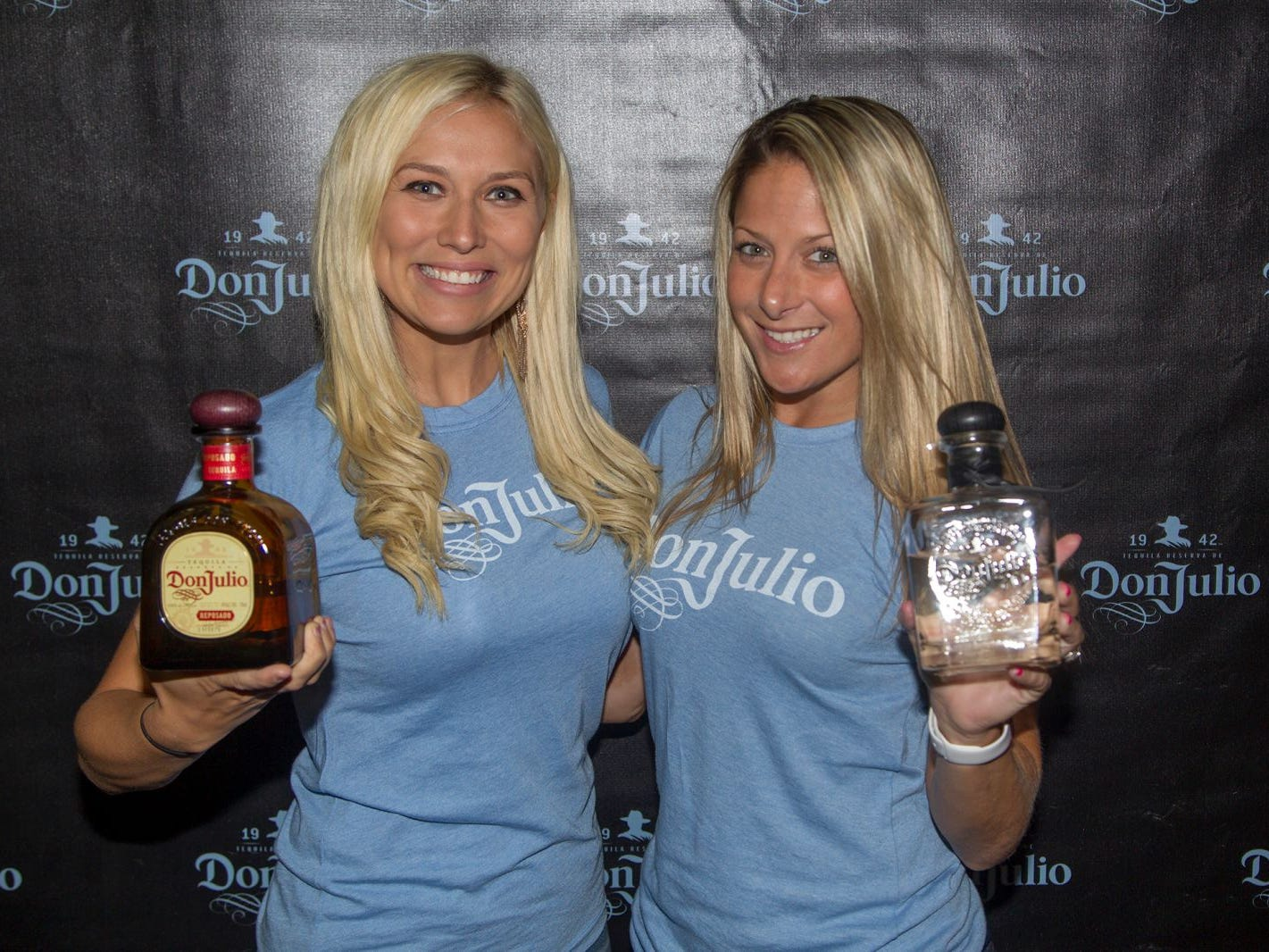 Kathy, Jennifer. Jersey City Craft Distillery Fest at the Harborside Atrium featured more than 100 styles of spirits. Guests had the chance to taste craft-distilled spirits from moonshine, rum, cognac, whiskey, vodka, gin, tequila and more. 09/08/2018
