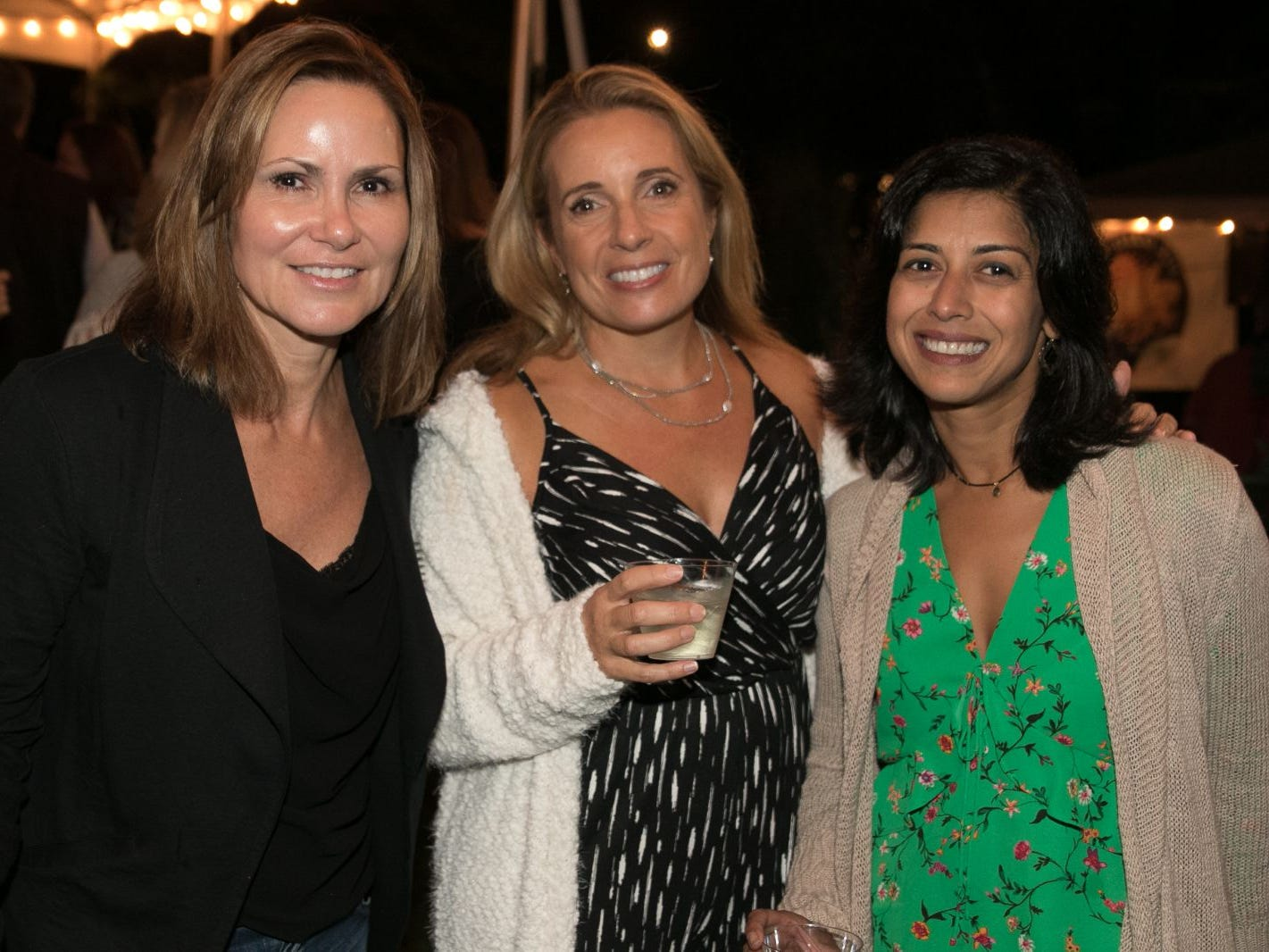 "Christine Cundiff, Lisa Jacoby, Ajanta Kumar. Pam Chmiel, The Tres Amigos Paella Company (David Colin, Joe Scanlon and Jeff Saladucha), The Jims (Jim Gibney and Jim Toscano), George Nikias, Ron Oscher and Neil Murphy held Ridgewood Cooks for a Cause to benefit ""Cookies For Kids Cancer"" (Childhood Cancer Research) and YCS (Youth Consultaion Services) charities. 09/08/2018"