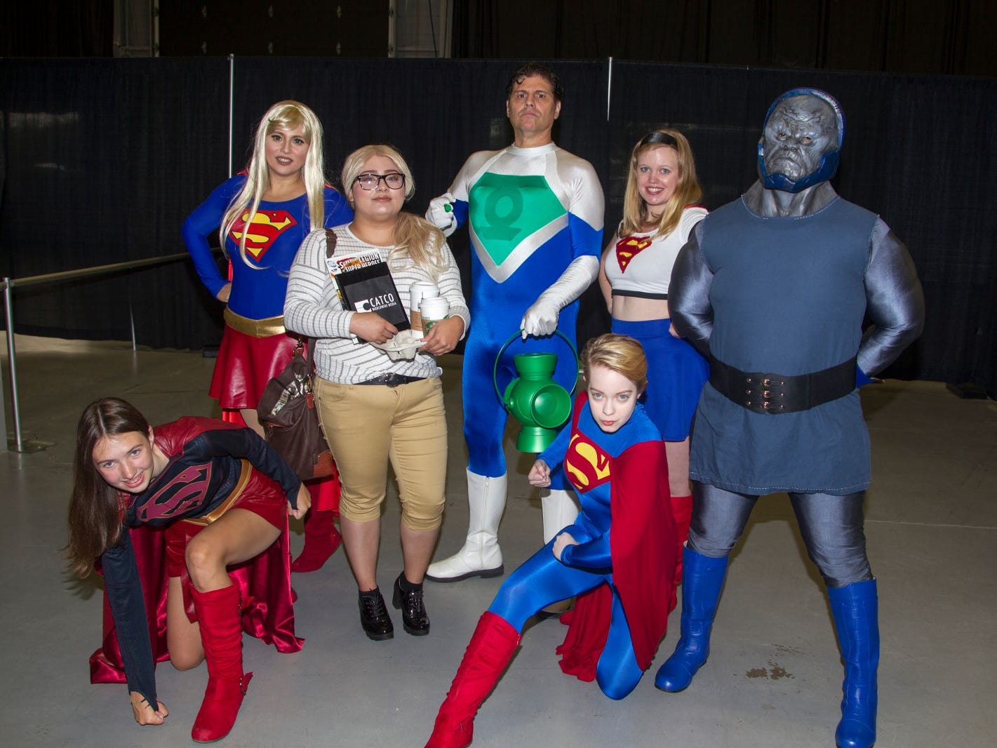 The 2018 Heroes and Villains Fan Fest took place at the New Jersey Convention & Expo Center. 09/09/2018