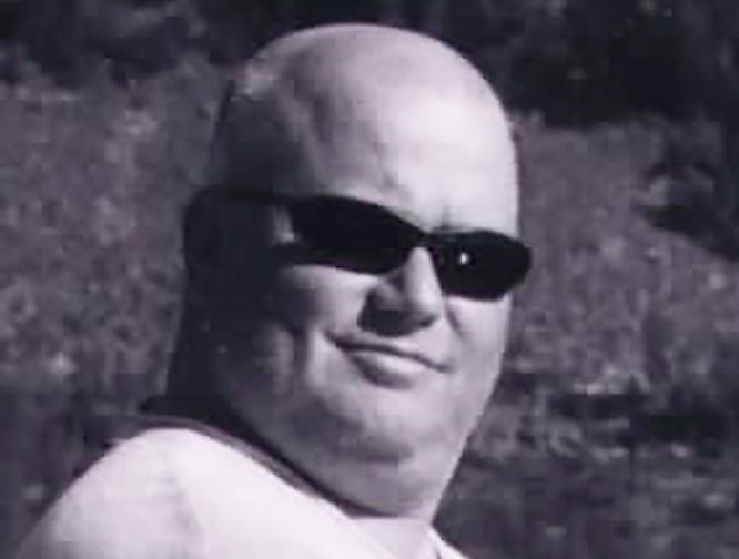 Leo Roberts, 44, of Wayne WTC victim