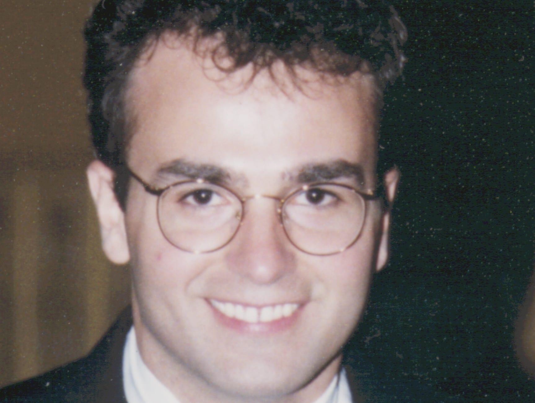 Luigi Gino Calvi of  East Rutherford.