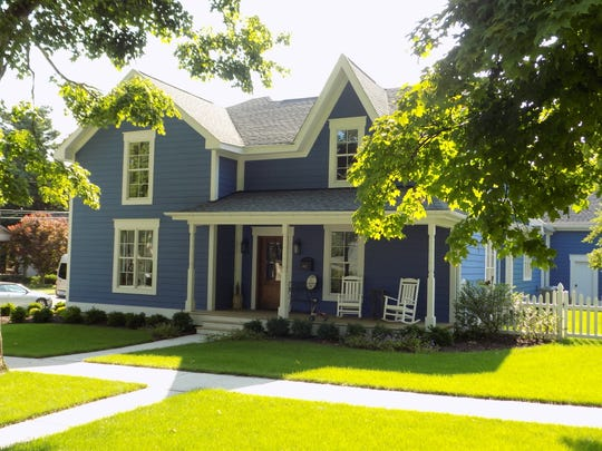 Participants in the Milford Home Tour will get to see this home at 405 Hickory.