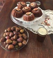 Old-Fashioned South Louisiana Fig Cake