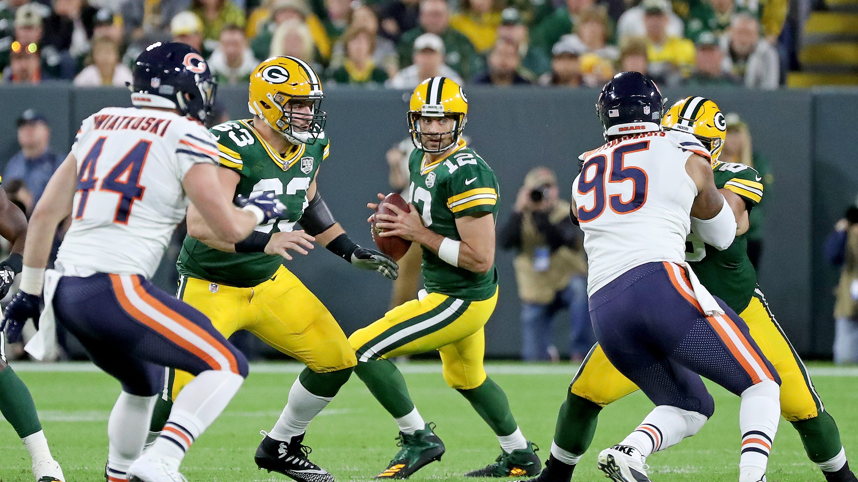 d809d1cc 31 things to know: Green Bay Packers history vs. every NFL team