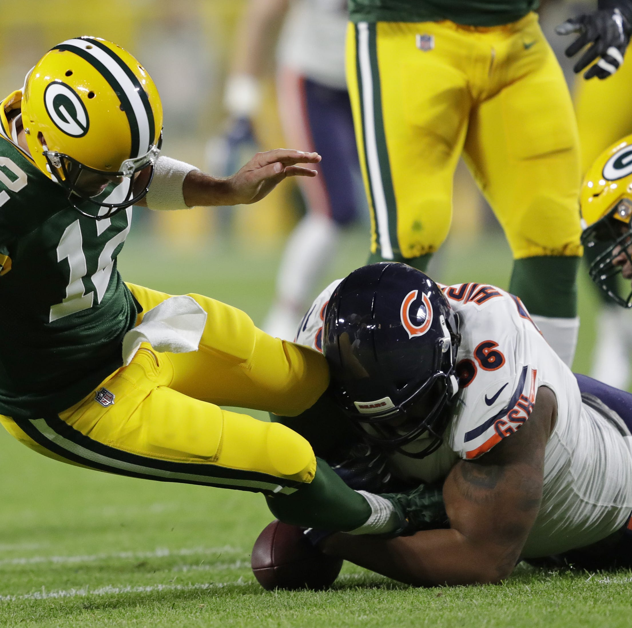 Green Bay Packers' next opponent: Chicago Bears' defense dominant