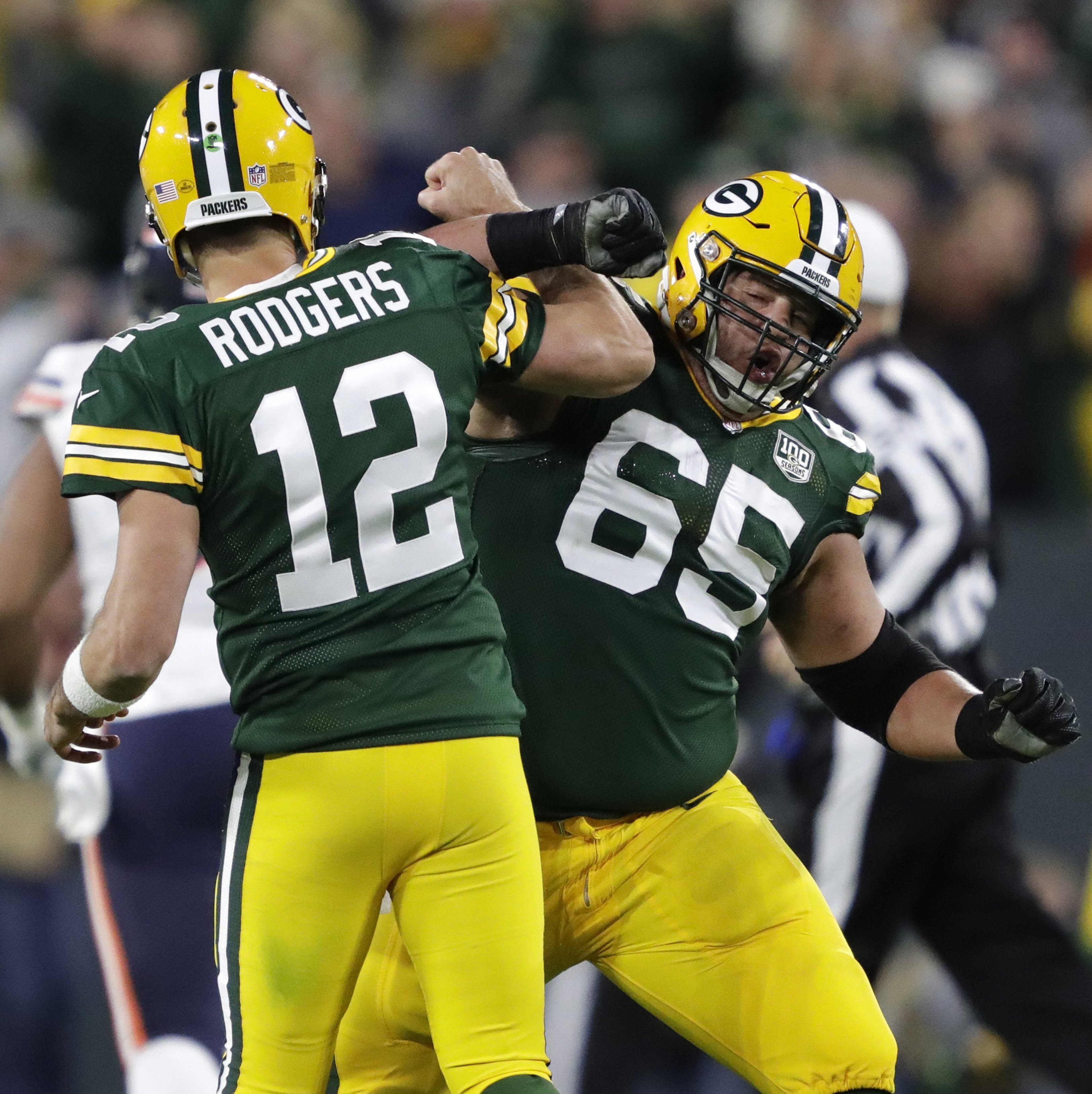 Packers notes: Makeshift line spells trouble vs. Khalil Mack, Bears' pass rush