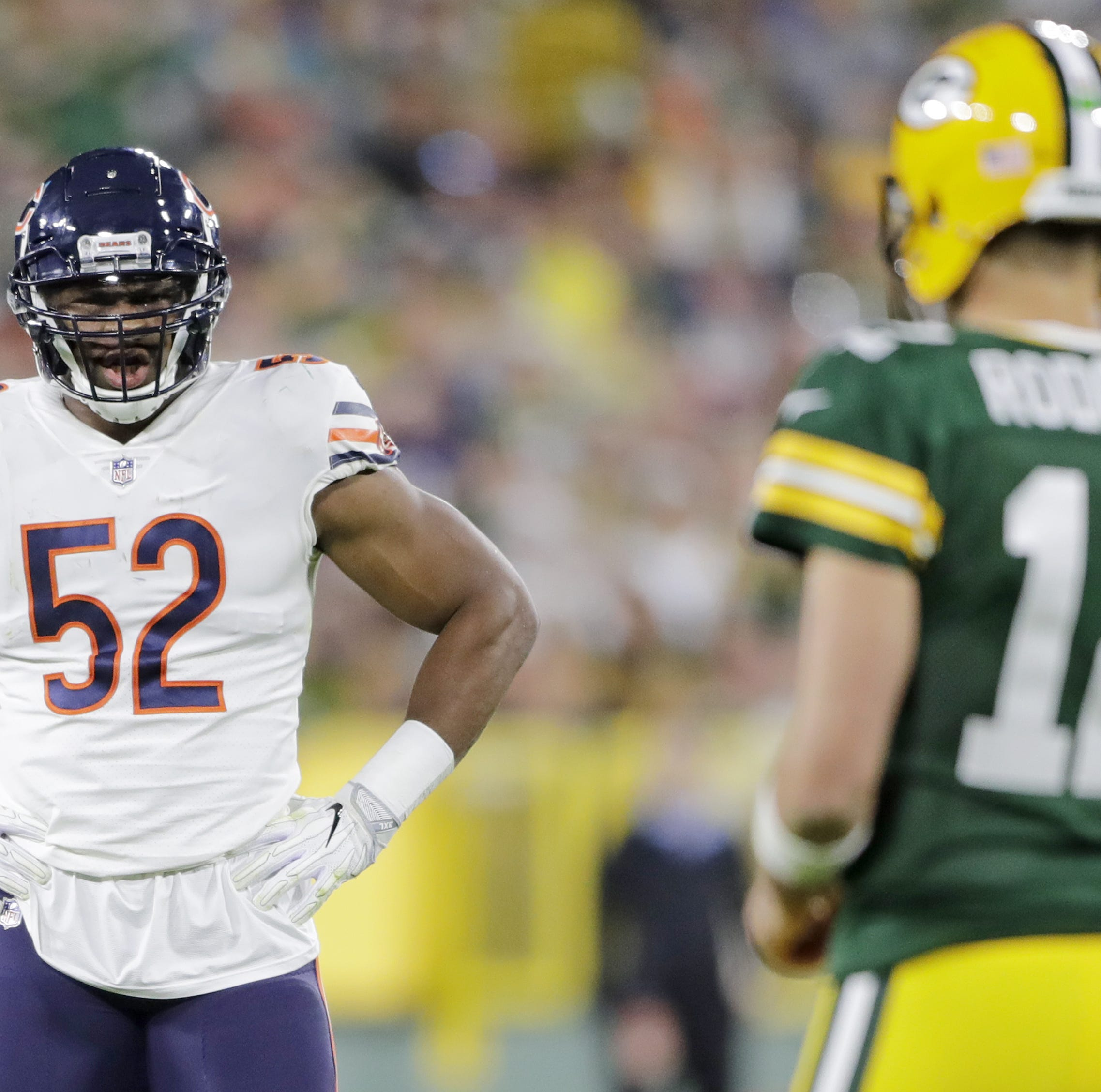 Dougherty: How bold additions can shift balance of power in NFC North
