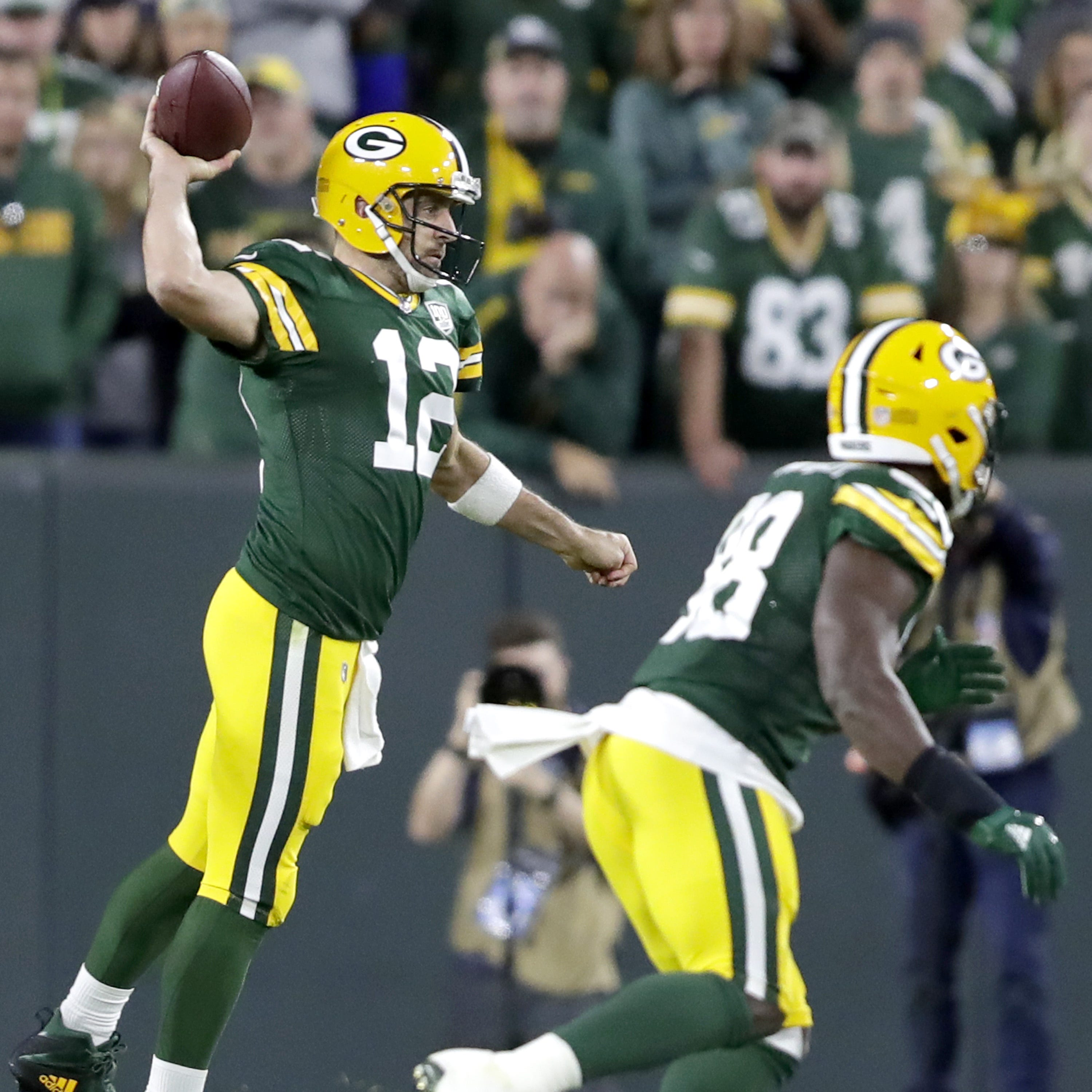 Quick thinking could be key to Packers duplicating Week 1 win over Bears